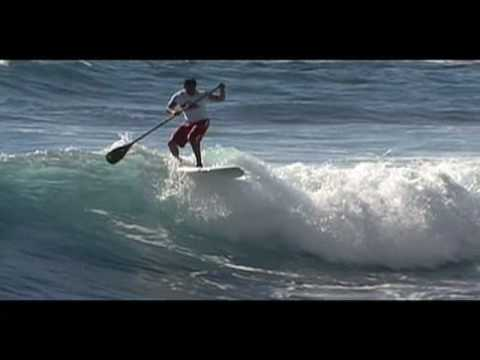 Mel Puu's Stand Up Paddle Surf and Canoe Surf Contest Part 3