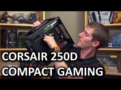 Corsair Obsidian 250D Mini ITX Gaming PC Case