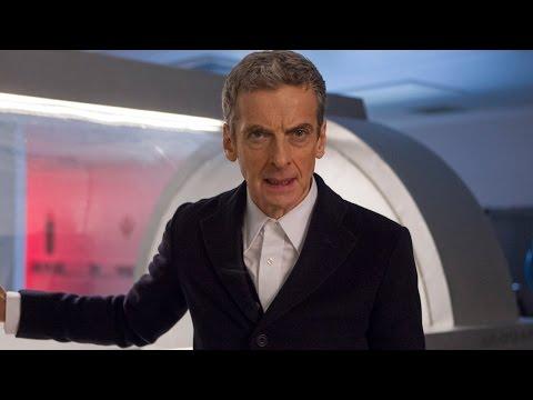 DOCTOR WHO Ep 2 Sneak Peek Peter Capaldi