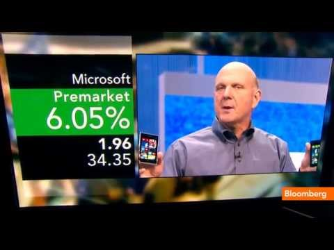 Microsoft's CEO Steve Ballmer Retiring: Who's Next?