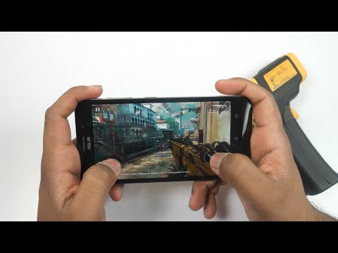 Asus Zenfone Max ZC550KL Gaming Review and Overheating Check   AllAboutTechnologies