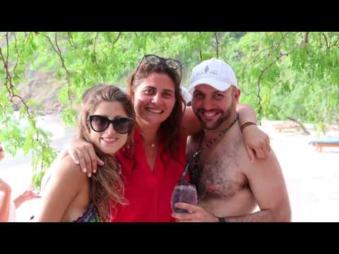 Viaje Familiar Lacayo Aqua Nicaragua