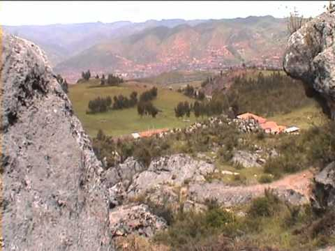 Zona X (X-Zone), strange rocks, caves and tunnels above Sacsayhuaman and Cusco