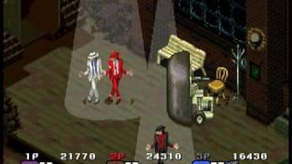 Michael Jackson's Moonwalker: The Arcade Game part 1