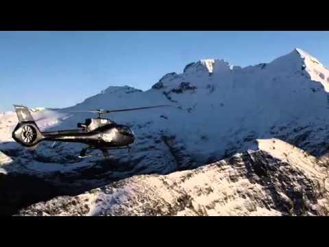 Tourism New Zealand - Luxury Glacier Tour