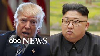 North Korea reacts to canceled US summit