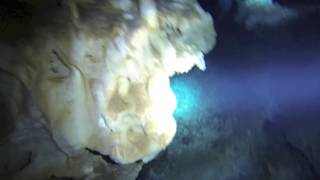 Cave diving Domenican 2014 Part 1