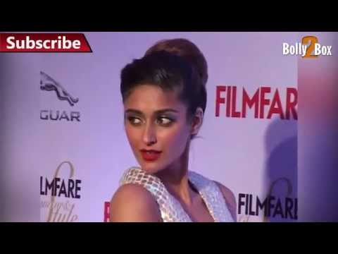 Ileana D'Cruz Without Bra Cleavage Exposed