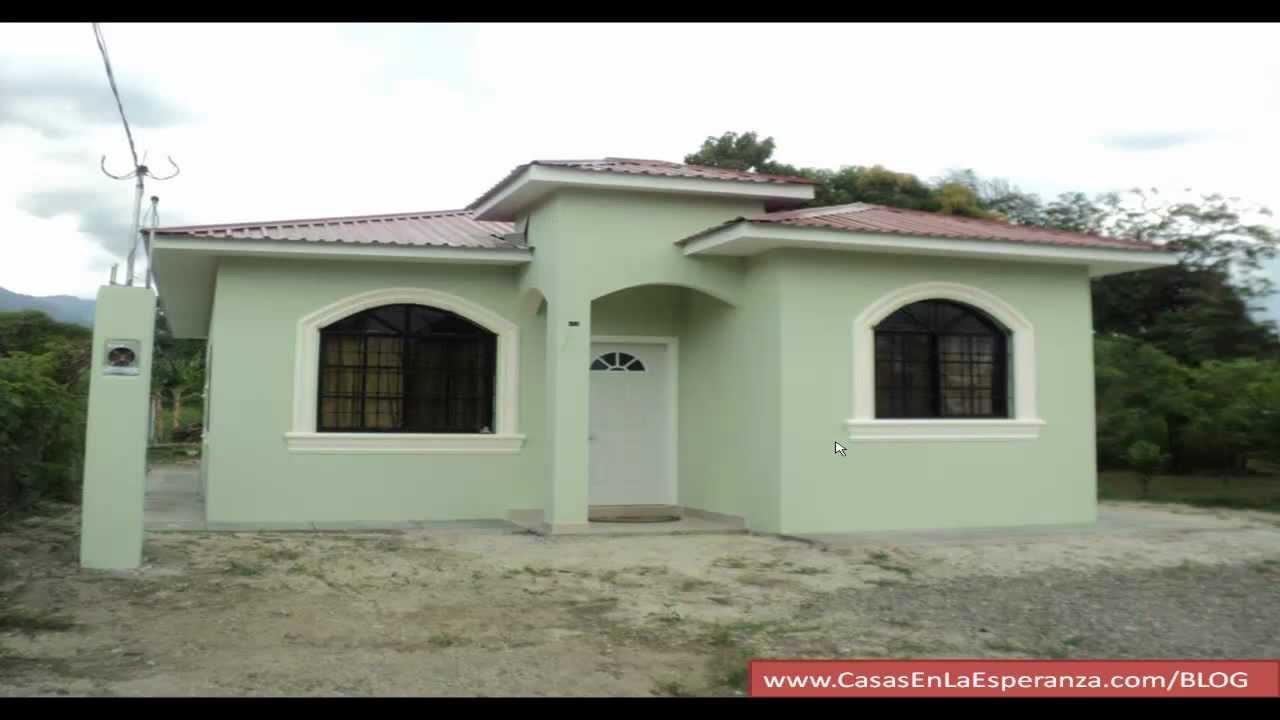 Venta de casas en puerto cortes casas pre construccion for Casas en construccion