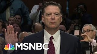 Reports: Donald Trump Legal Team Backs Off Comey Attack Plan... For Now   The 11th Hour   MSNBC