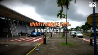HYPERLAPSE Aéroport Aimé césaire Martinique FWI - Media NEGO