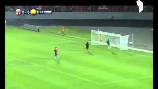 Bong da - Cu danh got phan luoi nha cua Inigo Martinez (Spain U21) v Georgia
