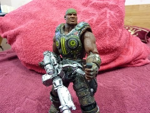 Игрушка солдат Augustus Cole Gears of War 3  7