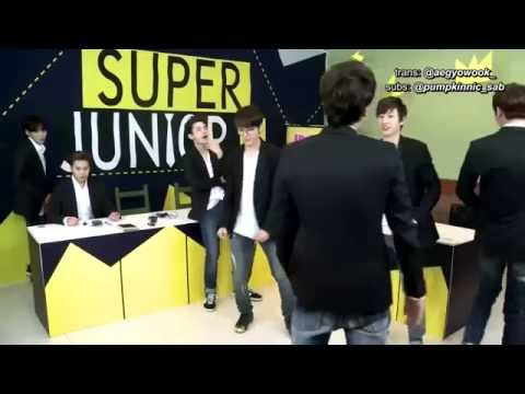 140427 Super Junior M [eng Sub] 1 3 video