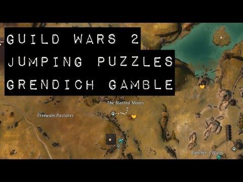 Guild Wars 2 Puzzle Achievements - Grendich Gamble