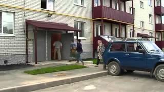Видеоматериалы о реализации программ по переселению граждан из аварийного жилья в Калининградской и Рязанской областях