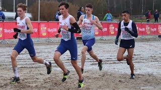U20 Men's Race at European XC Championships 2018
