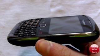BlackBerry Curve 3G 9300 Review RIM