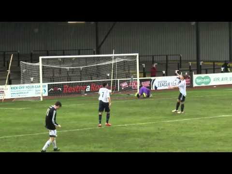 Ayr Utd record first home victory since August