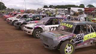 BRITISH AUTOGRASS SERIES 2015, ROUND 4 SEVERN VALLEY PART 2
