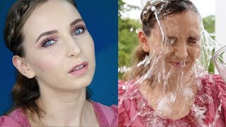 WASSERFESTES MAKE UP TUTORIAL + TEST | aWish