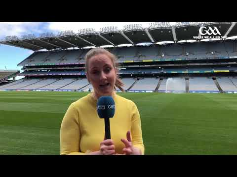 A behind the scenes look at COVID-19 testing in Croke Park.