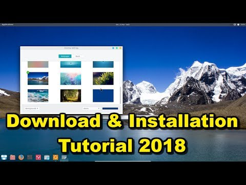 Enso OS 2018 - Download Install and Review