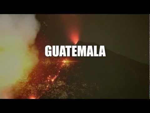 'FUEGO' Apocalyptic VOLCANO ERUPT! GUATEMALA - Lava Spew; 33,000 FLEE ... 9.14.12. Daily Updates