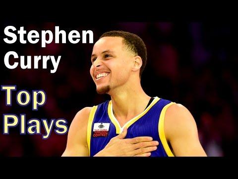 Stephen Curry Top Plays of 2014-2015 Season NBA