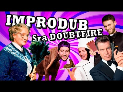IMPRODUB: Señora Doubtfire