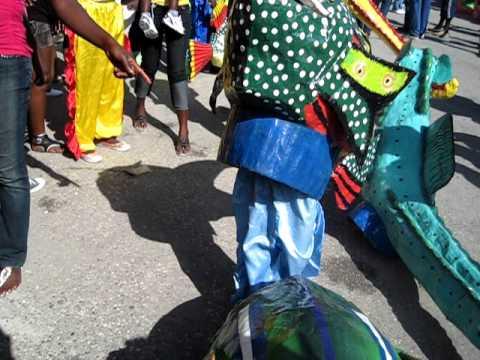 Jacmel Carnival 2011 Parade