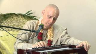 2011.04.24. Sunday Program Kirtan by HG Sankarshan Das Adhikari - Kaliningrad, RUSSIA