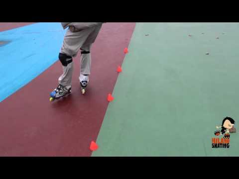 Milanoskating Freestyle: Passo Ala