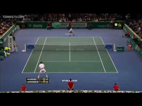 Top 10 Hot Shots From 2012 BNP Paribas Masters