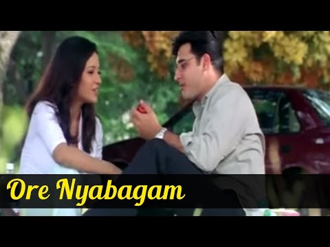 Minnale (2001) - Madhavan - Reema Sen - Movie In Part - 5 18 video