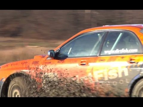 Showdown: Racing Bucky Lasek at Dirtfish Rally School - TUNED