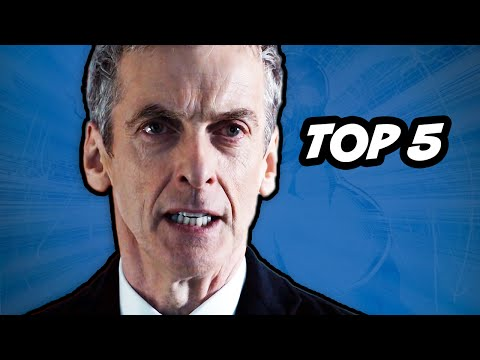 Doctor Who Series 8 Episode 2 Review and Easter Eggs