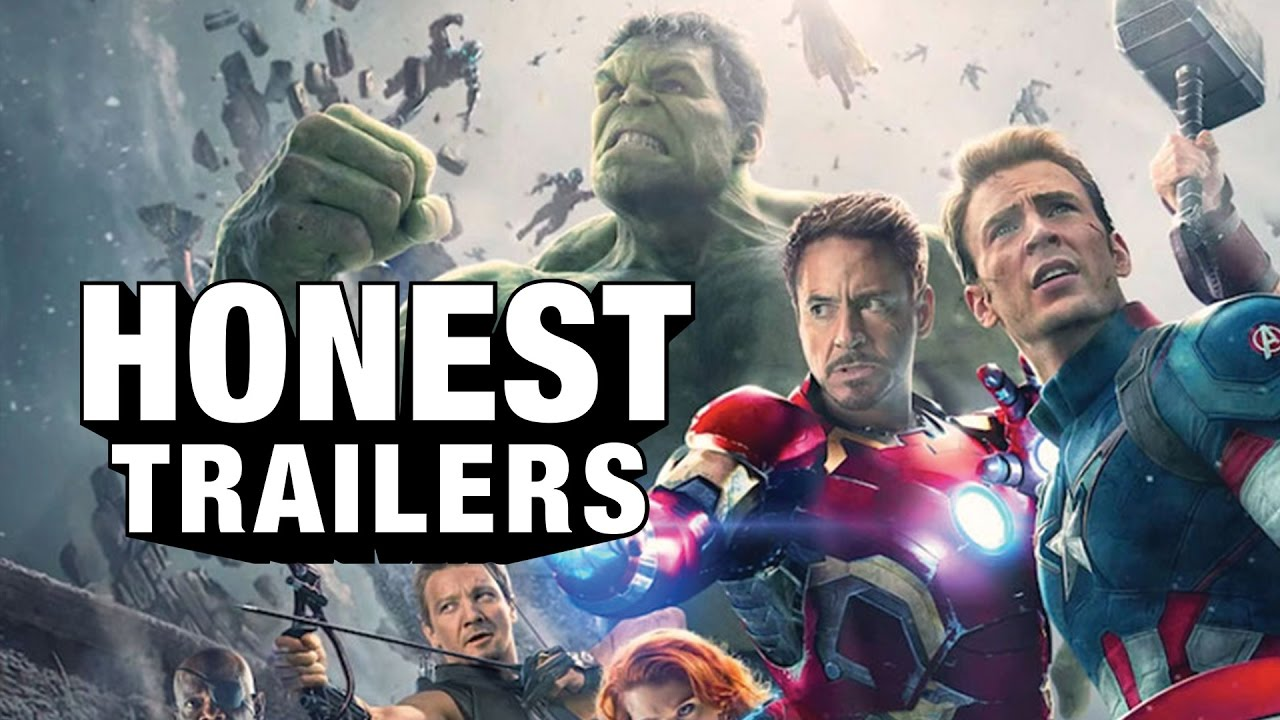 [Honest Trailers - Avengers- Age of Ultron] Video