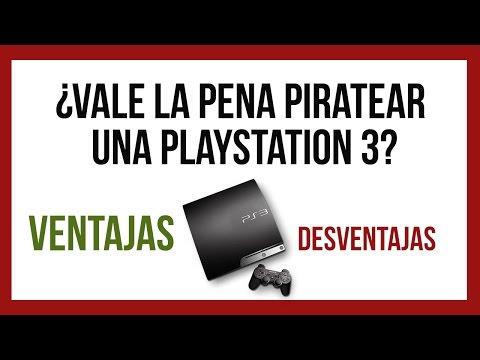 ¿VALE LA PENA PIRATEAR UNA PS3? (VENTAJAS Y DESVENTAJAS)