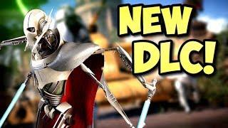 GENERAL GRIEVOUS CONFIRMED IN STAR WARS BATTLEFRONT 2 DLC! - SWBF 2 New Heroes