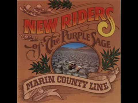 New Riders Of The Purple Sage - Little Miss Bad