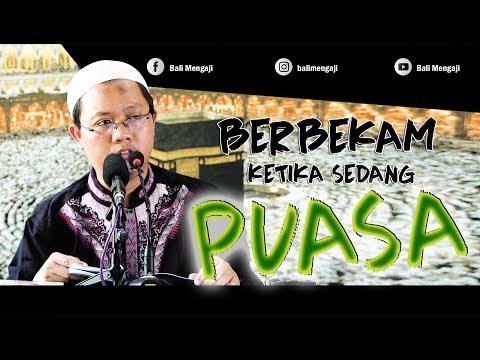 Video Singkat: Berbekam Ketika Sedang Puasa - Ustadz Mahful Safaruddin, Lc