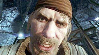 Call of Duty Black Ops Vorkuta Mission Gameplay Veteran