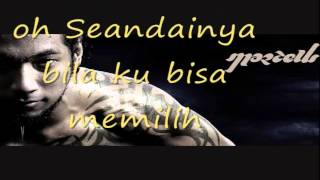 download lagu Marcel Demi Waktu Lyric gratis