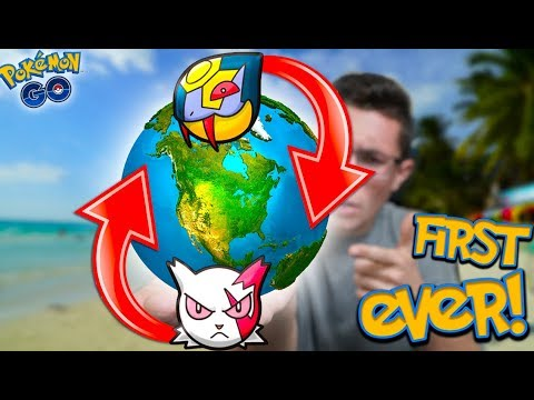 REGIONALS HAVE MIGRATED IN POKÉMON GO FOR THE FIRST TIME EVER!