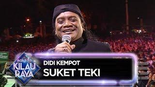 Didi Kempot Ikut Meriahkan Salatiga [SUKET TEKI] - ROAD TO KILAU RAYA (27/4)