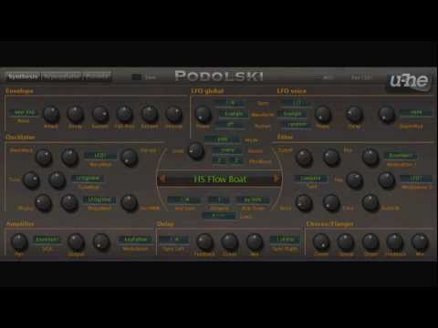 The Best Of Free VST Synthesizers 2013 - TOP 10! [WoFS]