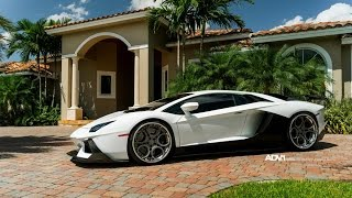 ADV.1 Wheels Lamborghini Aventador LP700 Compilation of WIN