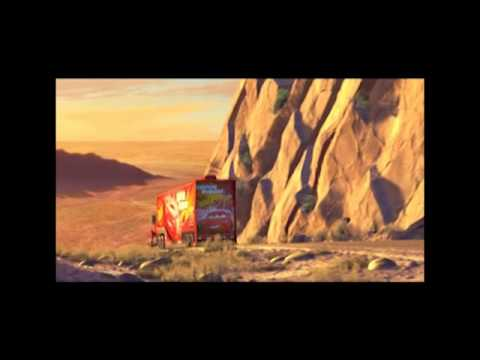 Disney S Cars With Tom Cochrane S Life Is A Highway Youtube