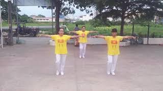 Đội DS KP2 Hiệp Bình Chánh - Rumba Tiếng gió xôn xao